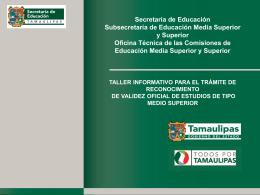 Diapositiva 1 - Secretaría de Educación | Gobierno