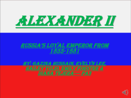 Alexander ll - Houston Independent School District