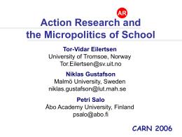 PowerPoint-esitys - Göteborgs universitet