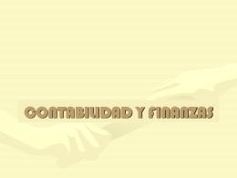 CONTABILIDAD Y FINANZAS - Educación Superior a