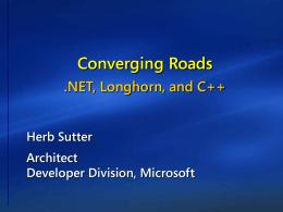 C++/CLI - Embarcadero Technologies