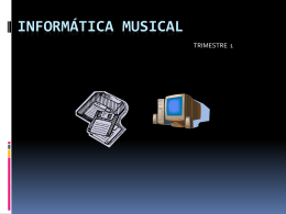Informática Musical