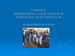UNIDAD II PROPIEDADES Y CARACTERÍSTICAS