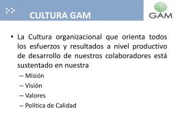 Presentación ejecutiva INGENIO ELDORADO