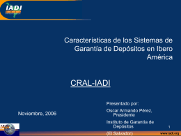 Diapositiva 1 - Fundo Garantidor de Créditos