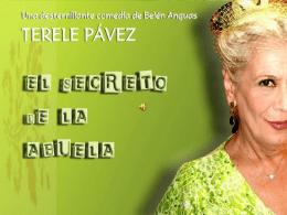 Diapositiva 1 - Carmen Santamaría, actriz.