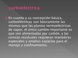 Carboeléctrica