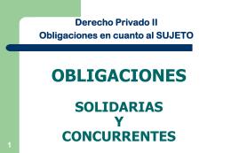 CURSO DE LA PRESCRIPCIÓN LIBERATORIA