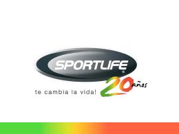 Diapositiva 1 - Inicio : Sportlife