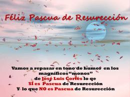 RESURRECCIÓN 2014