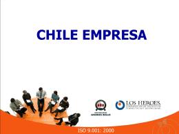 CHILE EMPRESA