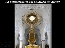 Corpus Christi - Bienvenidos a la Parroquia Santo