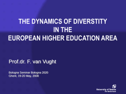 European Universities: global challenges and