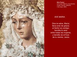 AveMaría - Capilla De Oración Católica