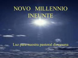 Nuevo milenio entrante