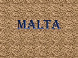 MALTA - Los de 6º del san lucas | Un añito más y