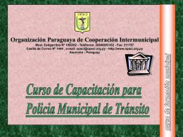 Organización Paraguaya de Cooperación