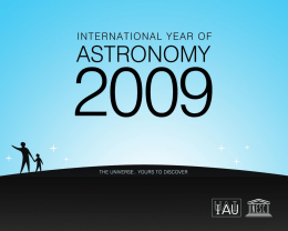 AIA2009 - IFFC | Instituto de Física Facultad de