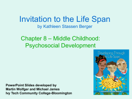 Invitation to the Life Span by Kathleen Stassen