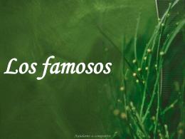 Los_ Famosos