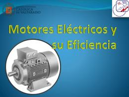 Motores Eléctricos y su Eficiencia