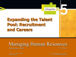 Managing Human Resources 14e
