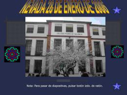 UN DÍA EN EL RECREO - Junta de Extremadura