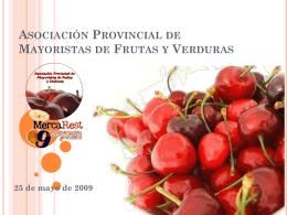 Asociación Provincial de Mayoristas de Frutas y