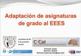 Curso EEES - Sociedad y Tecnología