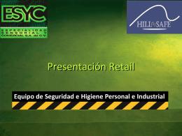 Presentación Retail
