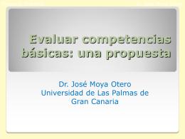 Competencias básicas y currículo integrado: la