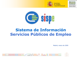 Diapositiva 1 - Servicio Público de Empleo Estatal
