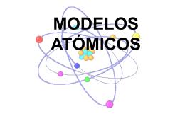 Modelos Atómicos - Blog del IES Entresierras