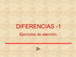 ATENCIÓN Y MEMORIA - LA ARDILLA DIGITAL