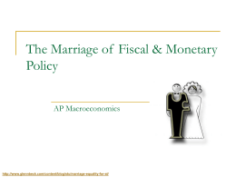 Macroeconomic Views