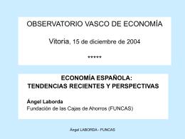 Gráfico 1 CRECIMIENTO DEL PIB: ESPAÑA Y UEM