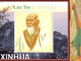 Lao Tse (s. VI n.e.)