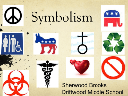 Symbolism - Wikispaces