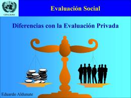 Curso de Preparación y Evaluación de Proyectos