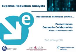 Diapositiva 1 - Cámara de Comercio de Bilbao