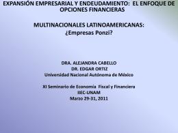 Multinacionales Latinoamericanas: ¿ Empresas