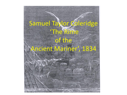 STC Ancient mariner