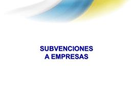 Diapositiva 1 - Cámara de Comercio de Gran Canaria