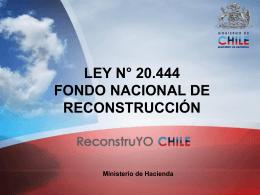 Chile en Reconstrucción