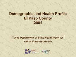 2001_El_Paso_County_Profile