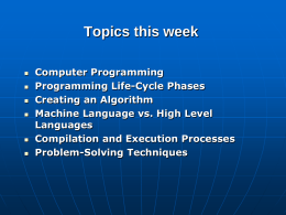 CS1003: Programming in C