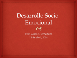 Desarrollo Físico - Primary Educational Services