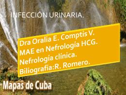 Dra Oralia E. Comptis V. MAE en Nefrología HCG.