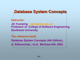 DB2003 - Southeast University