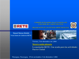 Sin título de diapositiva - OAS